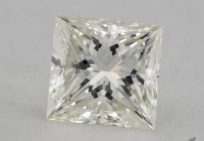 Princess Cut For $5,000: 1.22 Carats, I Color, VS2 Clarity GIA Certified Diamond