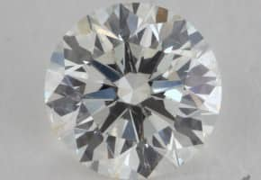 Round Diamond for $1,300: 0.50 Carats, J Color, SI2 Carity, GIA Certified Excellent Cut