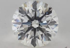 Two Carat Round Brilliant Diamond for $17,000: 2.04 Carats, H Color, SI2 Clarity, Excellent Cut GIA Certified Diamond