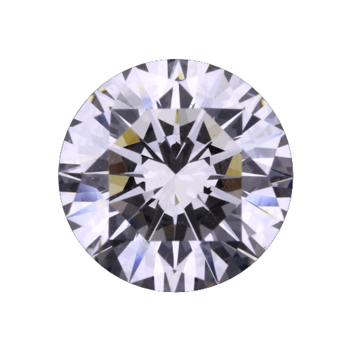 Example of Arrows on a Poorly Cut Diamond
