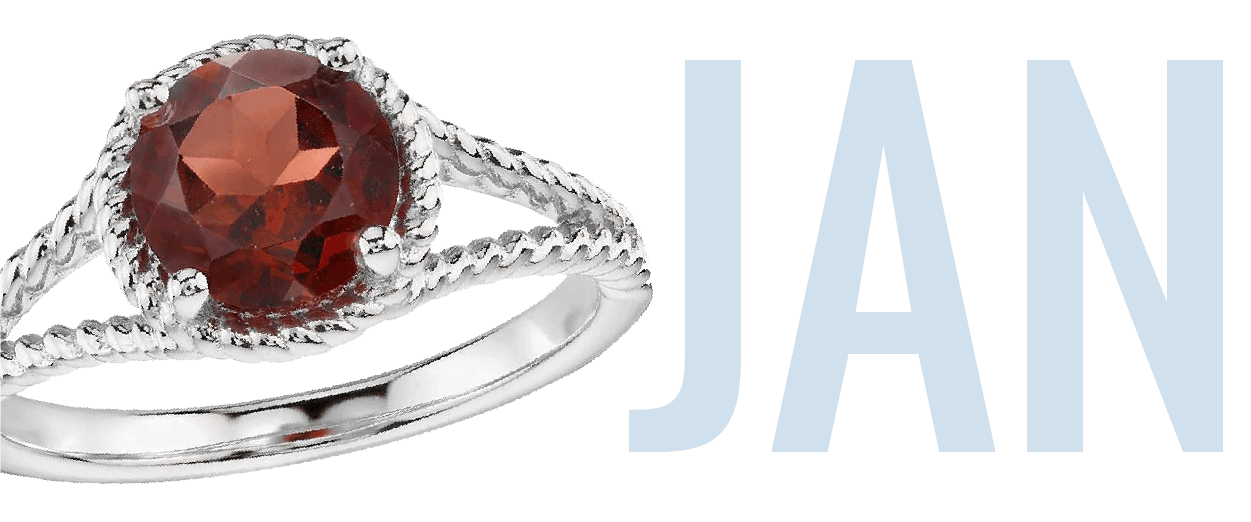 January Birthstone Garnet Buying Guide Gift Ideas