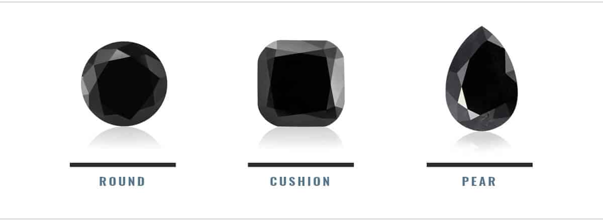 rustic april cushion inc collections cut international diamond diamonds rose products black gemorex jewellery