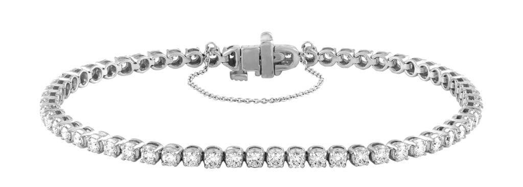 James Allen Tennis Bracelet