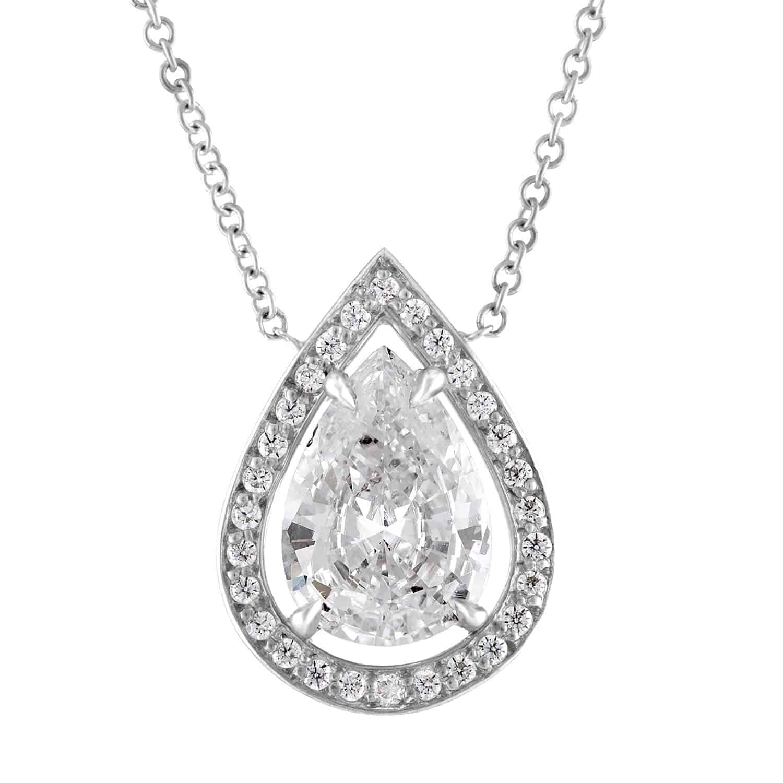 Ultimate Diamond Pendant Buying Guide The Diamond Pro