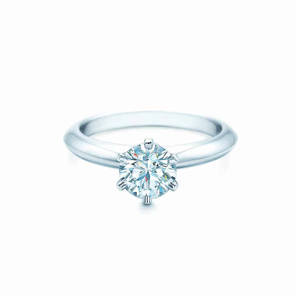 Tiffany Co Review Get A Tiffany Diamond Engagement Ring For
