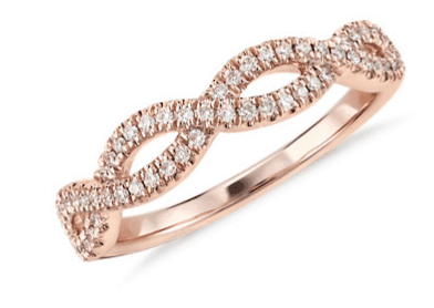 Promise rings for couple