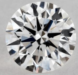 I1 diamond eye-clean