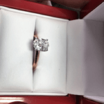 Q&A: Looking for an Oval Diamond for a Solitaire Rose Gold Setting With a $9k Budget