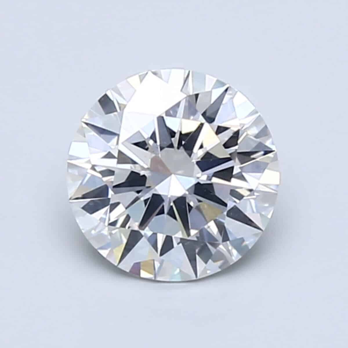 1.02ct H Color, SI1 Clarity Diamond from Blue Nile