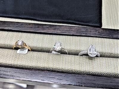 Diamond Rings at Cerrone