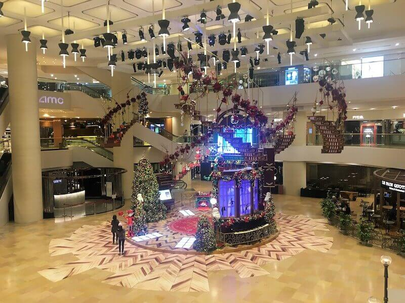 Hong Kong Shopping Center