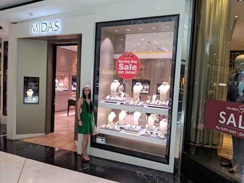 midas jewellers review