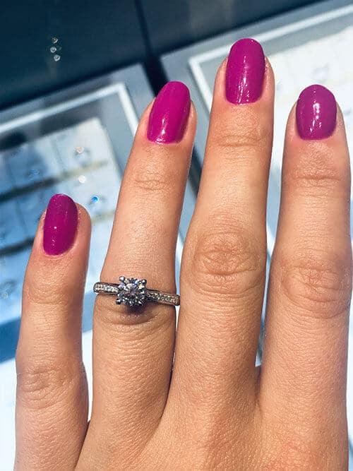 The last diamond we viewed at SK