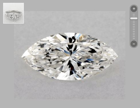 vs2 marquise diamond for SI1 diamond article