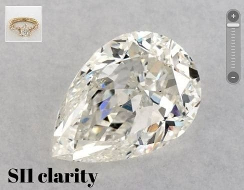SI1 CLARITY DIAMOND