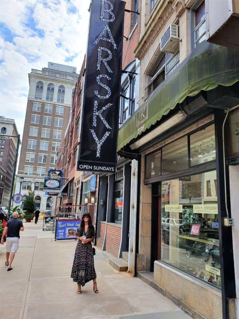 Barsky Diamonds in Philadelphia
