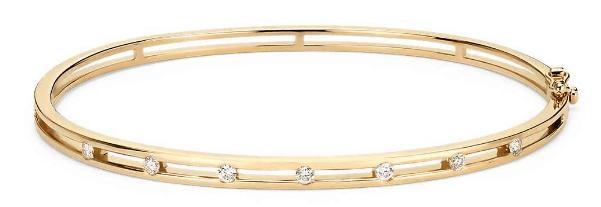 Bangle Bracelet from Blue Nile