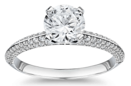 Micro Pave Diamond Rings What To Know Before You Buy The Diamond Pro