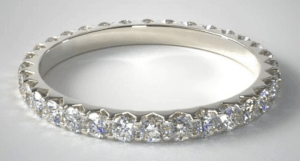 Diamond Eternity Band from James Allen