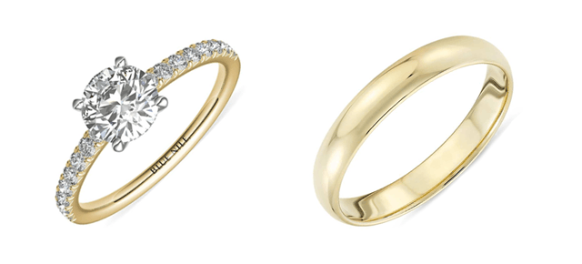 Engagement Ring Vs Wedding Ring Differences To Know Before Buying