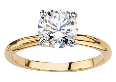 Cubic Zirconia Vs Diamond Beauty Quality And Value The Diamond Pro
