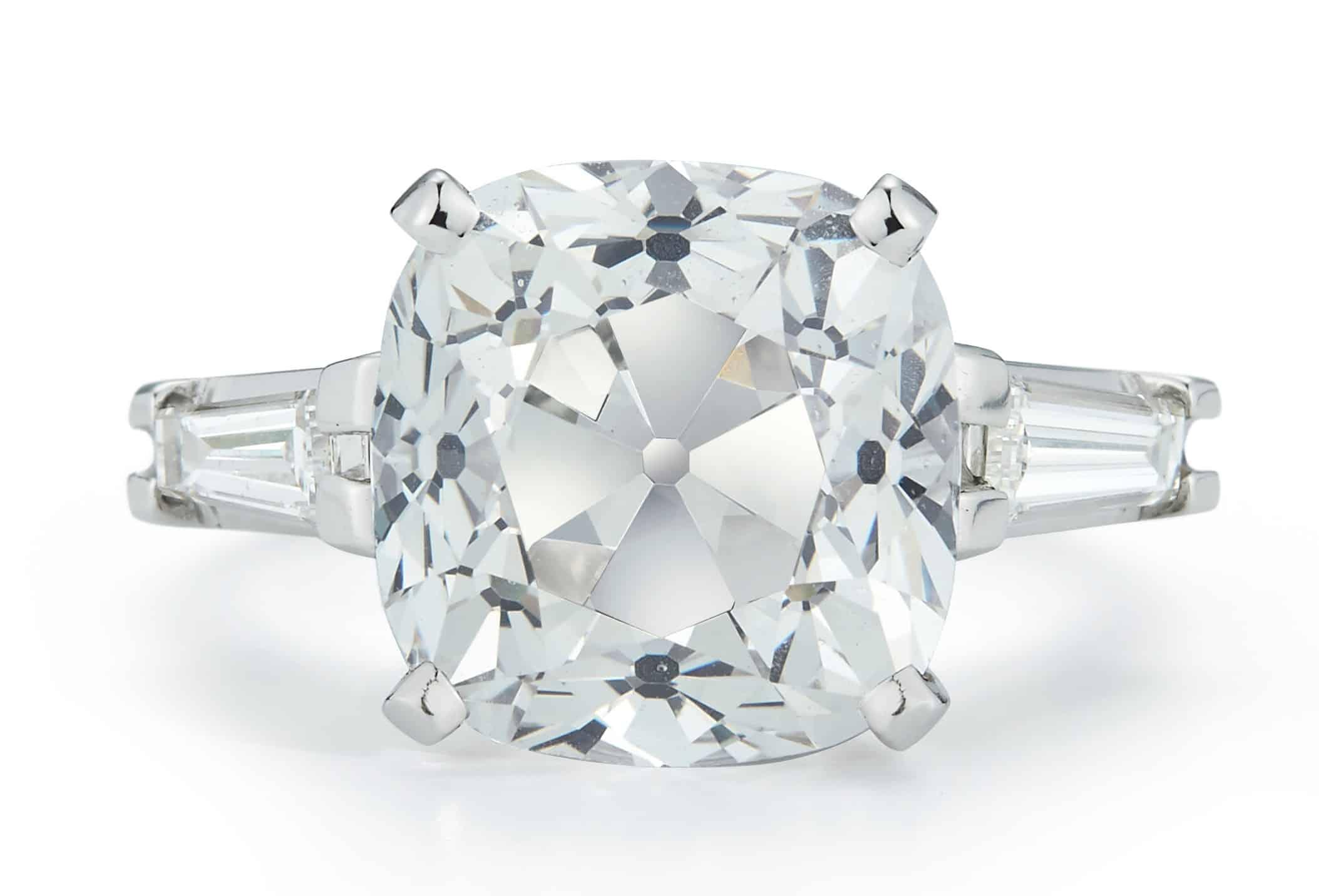 Old Mine Cut Diamonds Buying Guide The Diamond Pro