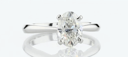 1.50ct Solitaire Engagement Ring