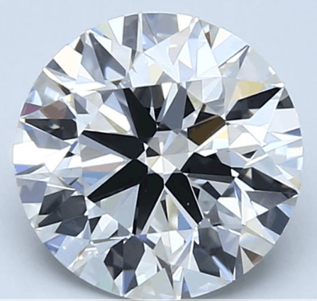 2.50ct I/VS1 Round Cut