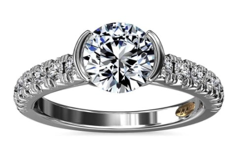 Zac Posen Bezel Ring