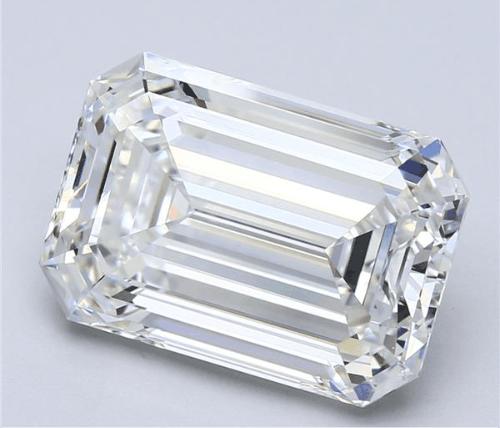 9 carat emerald diamond