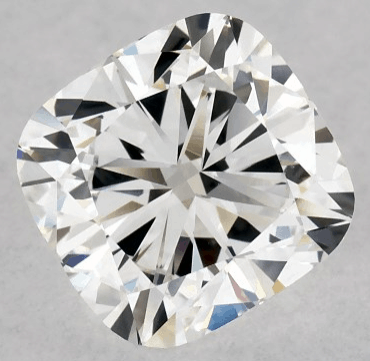 1ct lab diamond cushion cut