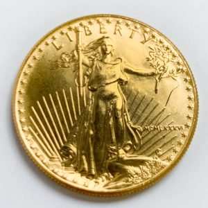 Gold coin selling