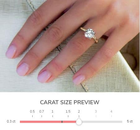 2 Carat Diamond Ring The Expert Buying Guide The Diamonds Pro