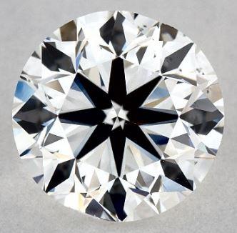 Deep Cut diamond