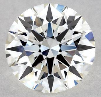 eye-clean VS1 diamond