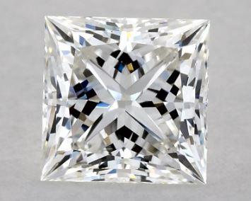 1.02ct G VVS1 Princess Cut Diamond from James Allen