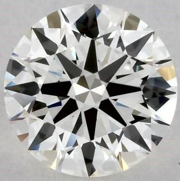 GIA Excellent cut with well defined arrows