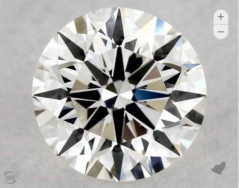 SI1 Eye-clean Diamond