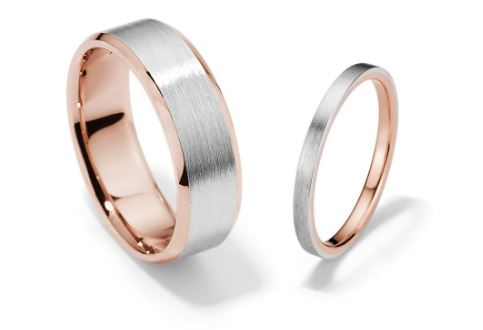 Couples rings from Blue Nile