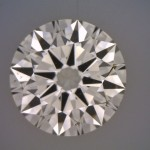 Round Brilliant Diamond for $9,000: 1.51 Carats, J Color, SI1 Clarity, GIA Certified Excellent Cut