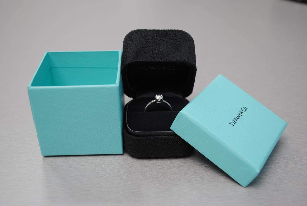 5283c30c6a Tiffany & Co Review: Get a Tiffany Diamond Engagement Ring for Much Less